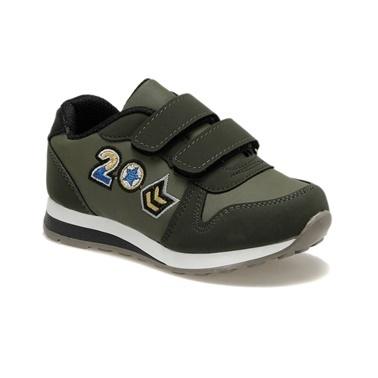 Polaris Yürüyüş Ayakkabısı Haki